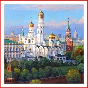 Виды Кремля